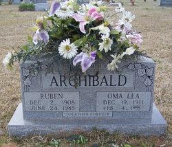 Ruben Archibald