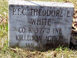 Theodore Eaton White