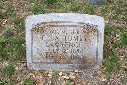 Ella Cordelia <I>King</I> Tumey Lawrence