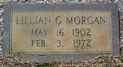 Lillian G <I>Morgan</I> Ashmore