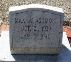 Max A Ashmore