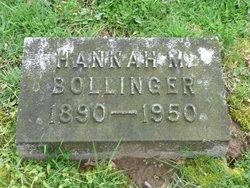 Hannah <I>Mills</I> Bollinger