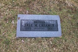 Erle M Creamer
