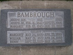 Henry Bambrough