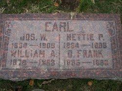 Joseph Wright Earl