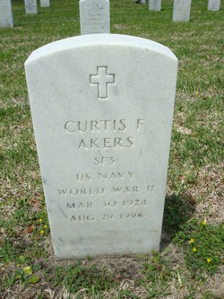 Curtis F Akers