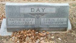 Hattie V <I>McCammon</I> Day