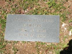 Josephine <I>Besselieu</I> Lawton
