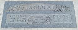 Beth <I>Madsen</I> Arnold