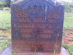 Emmaline R. K. Apau