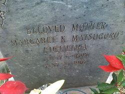 Margaret K <I>Matsugoro</I> Figueira
