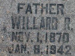Willard Richards Peart