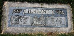 Florence Betty <I>Pratt</I> Holland