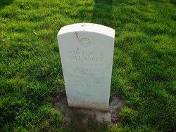 SGT Winton Emerson Gillaspey