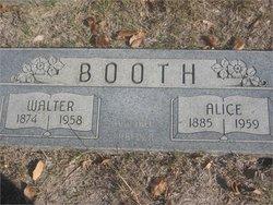 Alice Irene <I>Smith</I> Booth