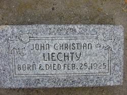 John Christian Liechty