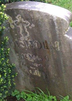 Thomas Obadiah Chisholm