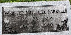 """Daniel Webster Mitchell """"Web"""" Farrell"""