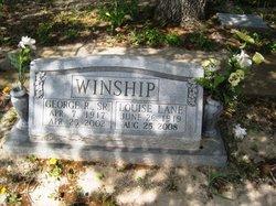 George R Winship, Sr