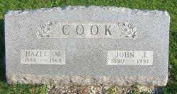 Hazel May <I>Miller</I> Cook