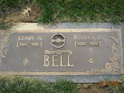 Audrey Edna <I>Kelley</I> Bell