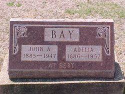 Adelia Elizabeth <I>McCrory</I> Bay
