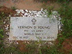 Vernon Delhart Young