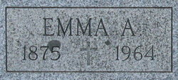 Emma Elizabeth <I>Hummer</I> Bowling