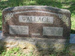 Anna Belle <I>Harjo</I> Wallace