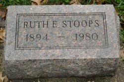Ruth Ethel <I>Danner</I> Stoops