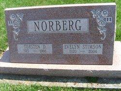 Evelyn <I>Stimson</I> Norberg