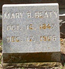 Mary Brownie <I>Cobb</I> Beaty