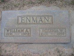 William Allen Jardine Enman