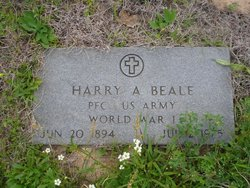 Harry A Beale