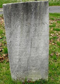 Dr Titus Morgan
