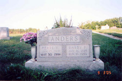 Pearl Viola <I>Phillips</I> Anders