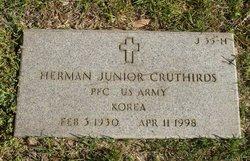PFC Herman Junior Cruthirds