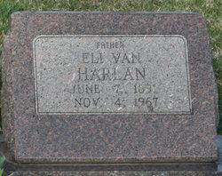 Eli Vann Harlan