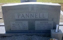 Willie Guy Pannell