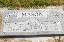 Walter Ballard Mason