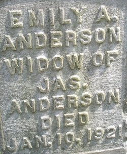 Emily A Anderson