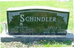 Della E. <I>Rogers</I> Schindler
