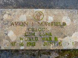 Avon Francis Mayfield