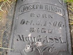 """Joseph """"Judge"""" Ringo"""