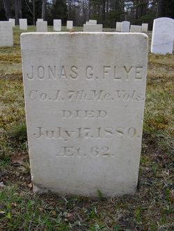Jonas G Flye