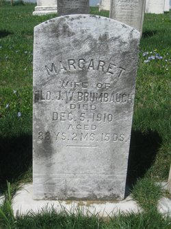 Margaret <I>Nicodemus</I> Brumbaugh