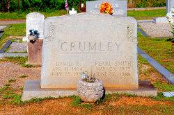 David B Crumley