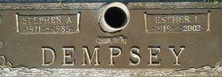 Esther Ida <I>Busch</I> Dempsey