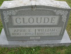 Aprie Ella <I>Richards</I> Cloude