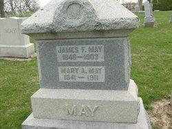 Mary Ann <I>Whittington</I> May